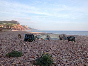 Sidmouth Beach 06