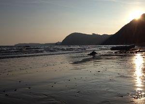 Sidmouth Beach 11