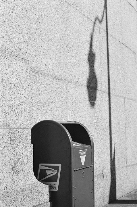 Postage (2019) - Brennon Osborne