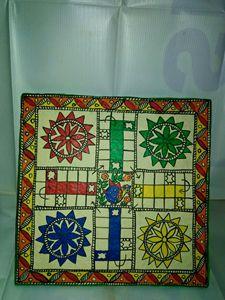 Ludo Game - nikhilbrothershandicrafts