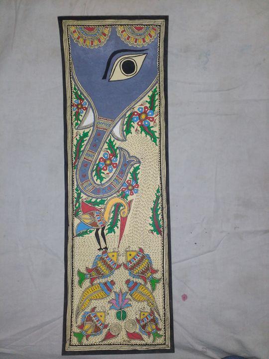 madhubani painting - nikhilbrothershandicrafts
