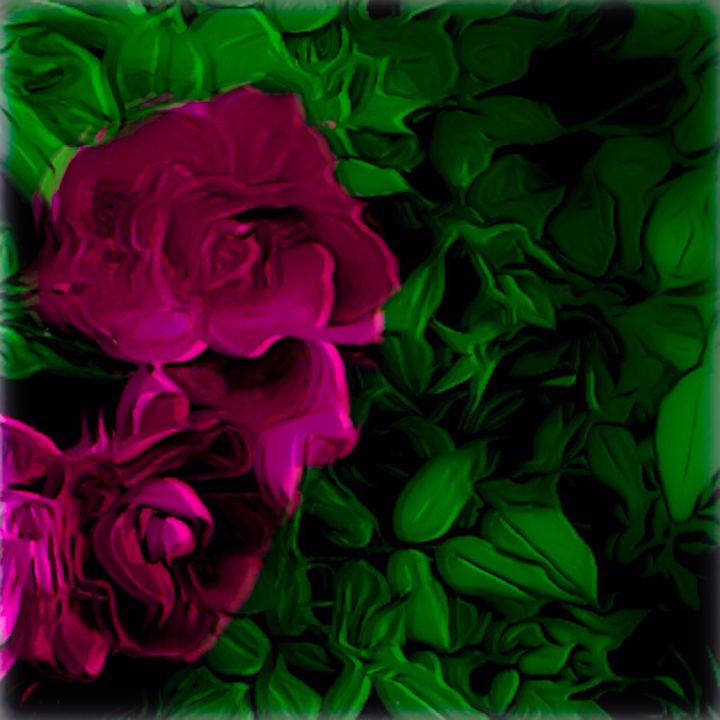 floral - love landing