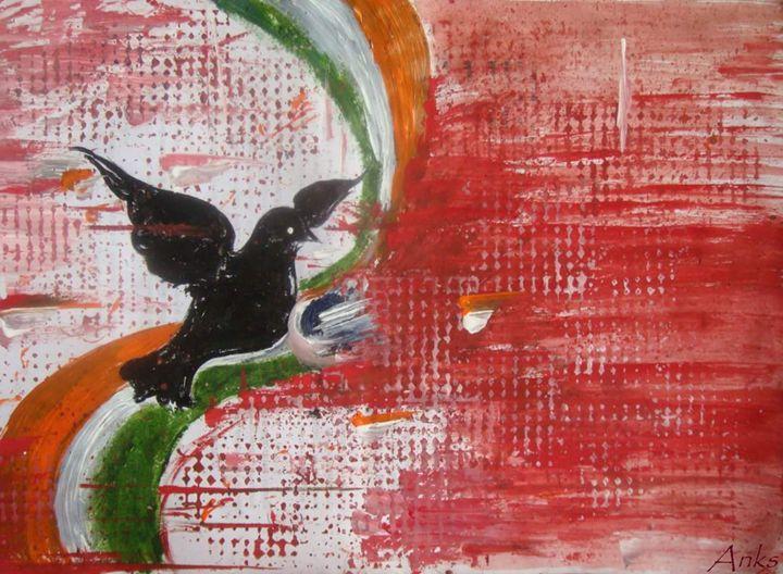 Freedom - Paintings