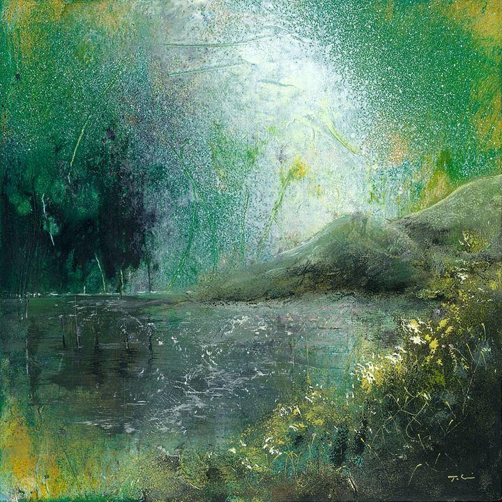 By the Shores of the Lake - Tracey Unwin