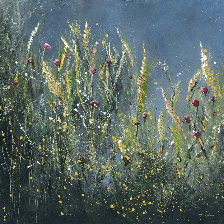 Storm Over the Wheatfield - Tracey Unwin