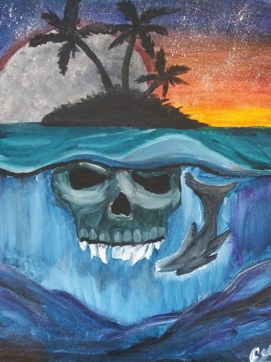 Skull island - ArtprincessShop