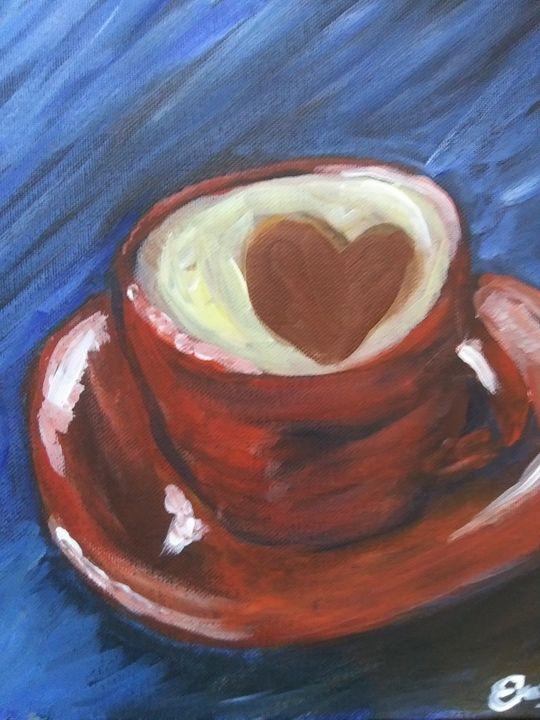 Coffee love - ArtprincessShop