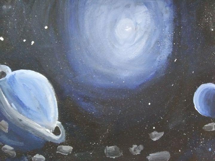 Lost in space - ArtprincessShop