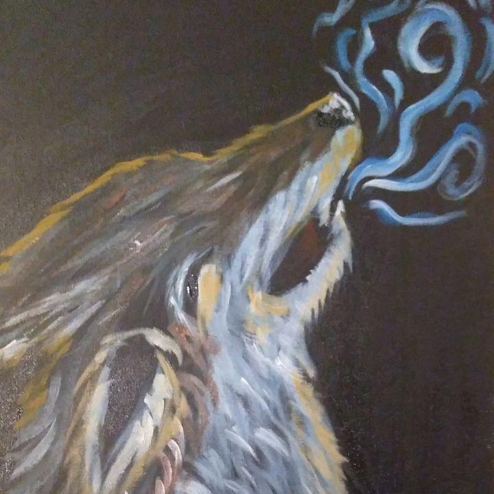 Wolf - ArtprincessShop