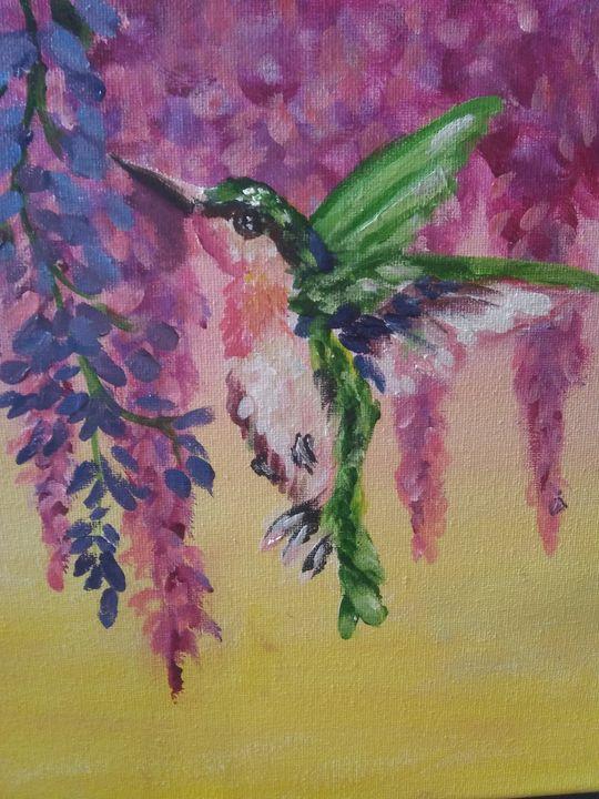 Humming bird - ArtprincessShop
