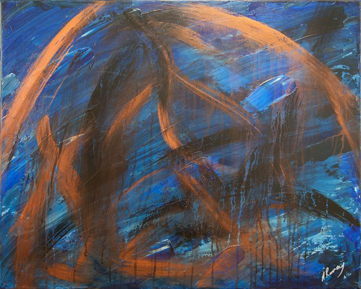 Cherished - Amy Ramsey Art
