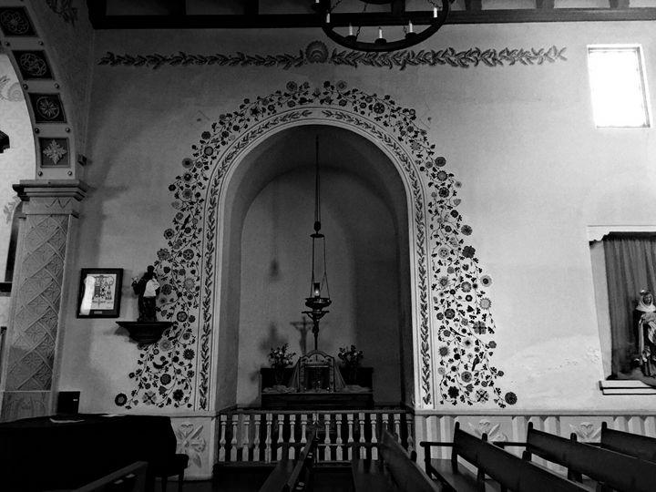 Mission San Luis Obispo de Tolosa - Amy Ramsey Art
