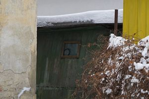 composition from the street