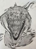 Disfigured Monster