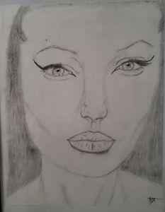 Angelina Jolie Front