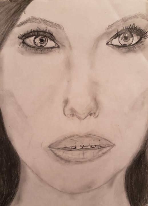 Sketching - AAnsel Hand Portraits