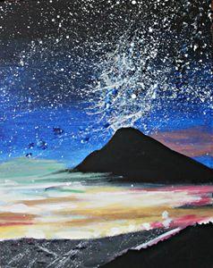 Beautiful Eruption