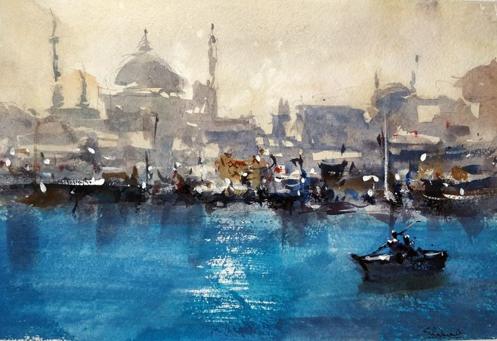 Study 67 - Sunil Kalmady Art