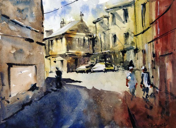 Cuba - Sunil Kalmady Art