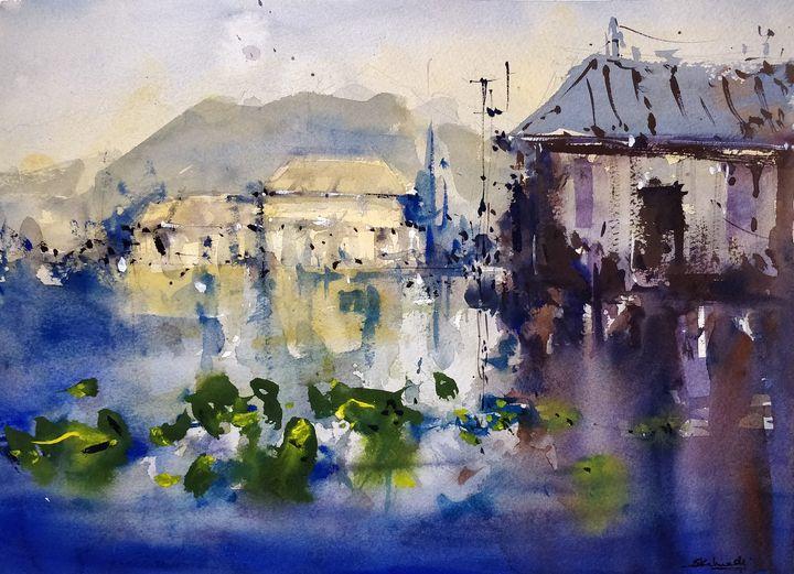 Study 34 - Sunil Kalmady Art