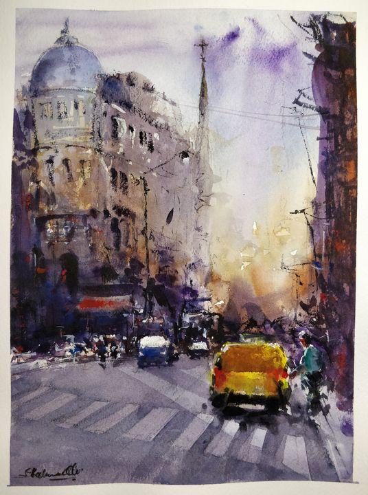 Study 51 - Sunil Kalmady Art