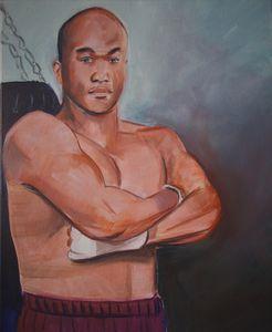 Big George - Art By Cyril