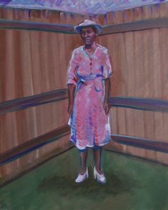Grandma in Trinidad