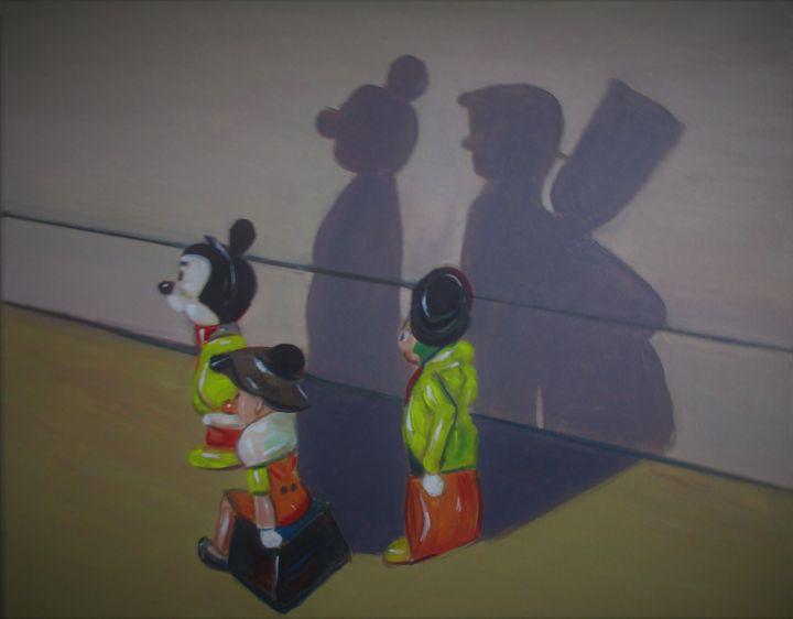 Still Life - Art By Cyril