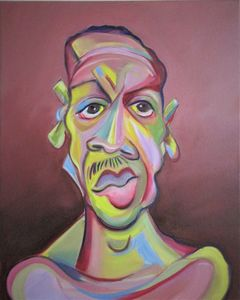 Self Portrait , Cyril Jr.