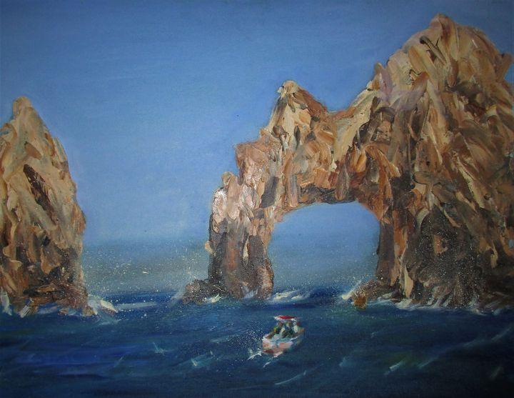 Los Cabos Mexico - Art By Cyril