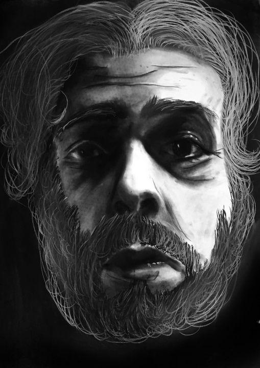 Self Portrait (Homeless) - Chad Robertson