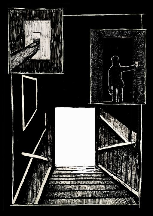 Fear of the Unknown #2 - Chad Robertson