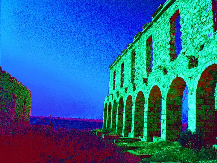 Ruins - Zygomalas