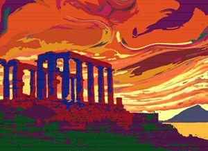 Poseidon's Temple - Zygomalas