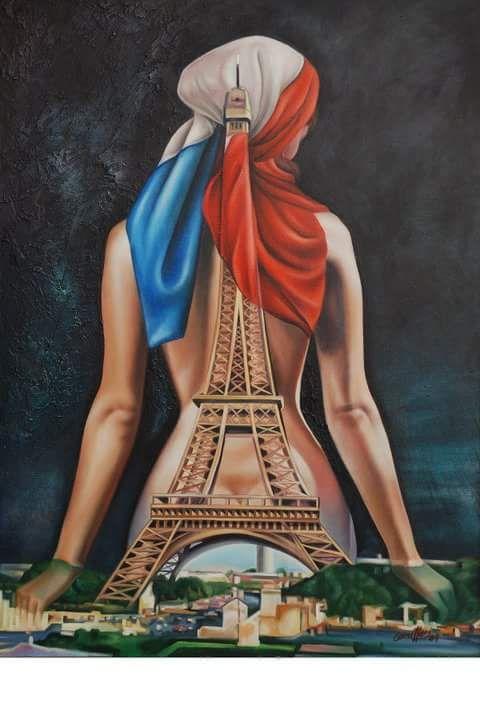 Madame Eiffel - Martinezcamilleri