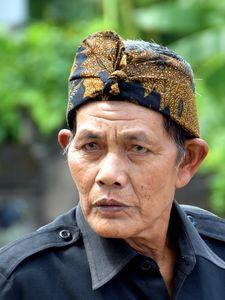 Balinese Man .01