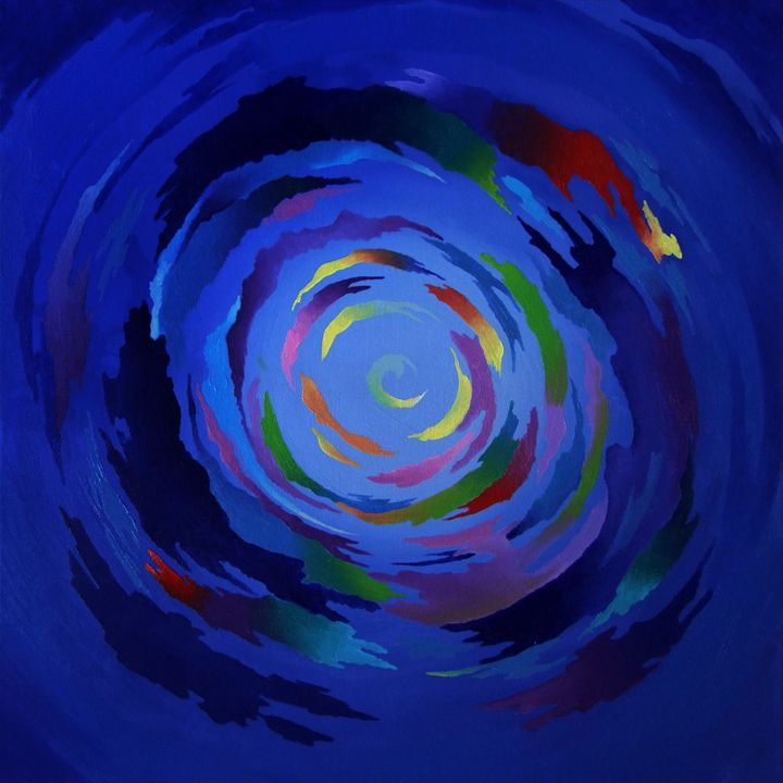 Blue dream - Eldon Luarasi