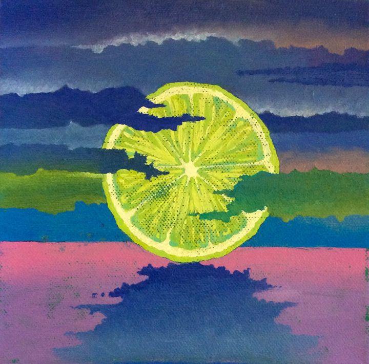 Lemon in the sky - Eldon Luarasi