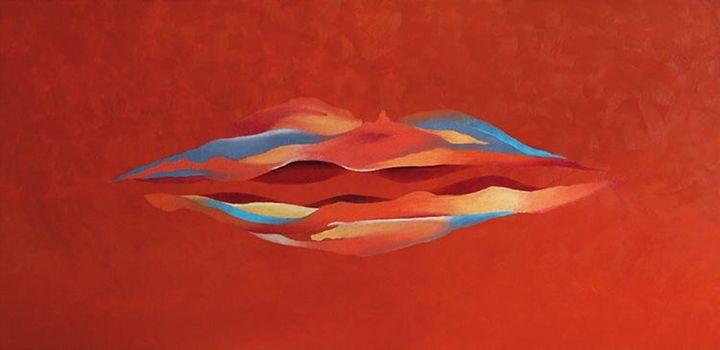 Red island - Eldon Luarasi