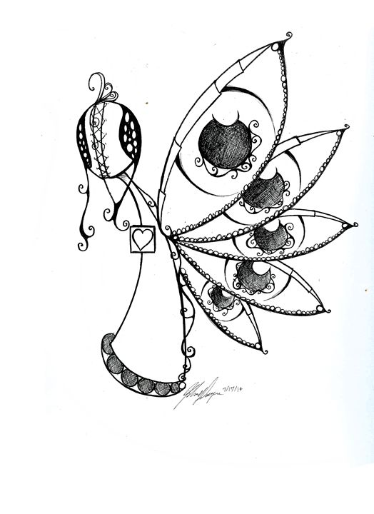 Eye Love You - Illustrations by Phlox