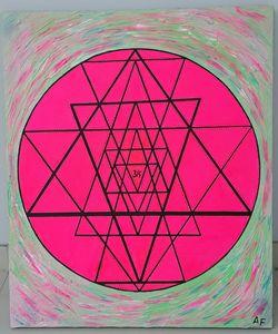 SRI YANTRA - Anna Fibonacci