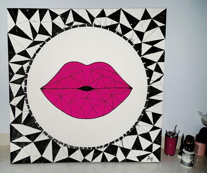 PASSION LIPS - Anna Fibonacci
