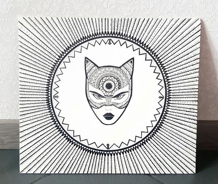 Cat women - Anna Fibonacci