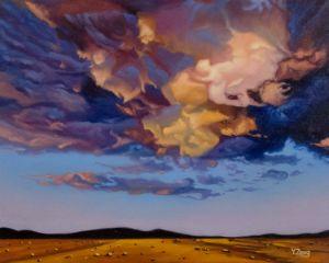 Desert cloud