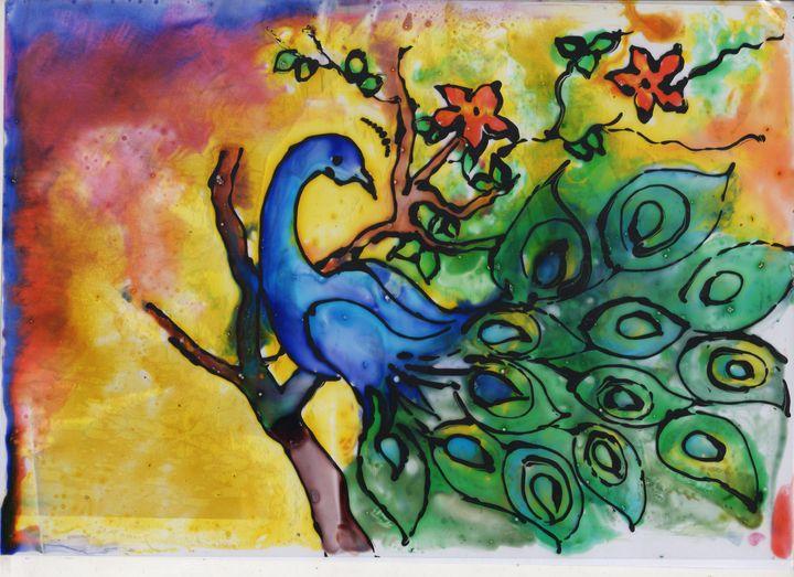 Peacock - Piku