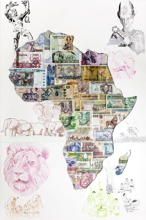 African Currency - Chuck Barrett