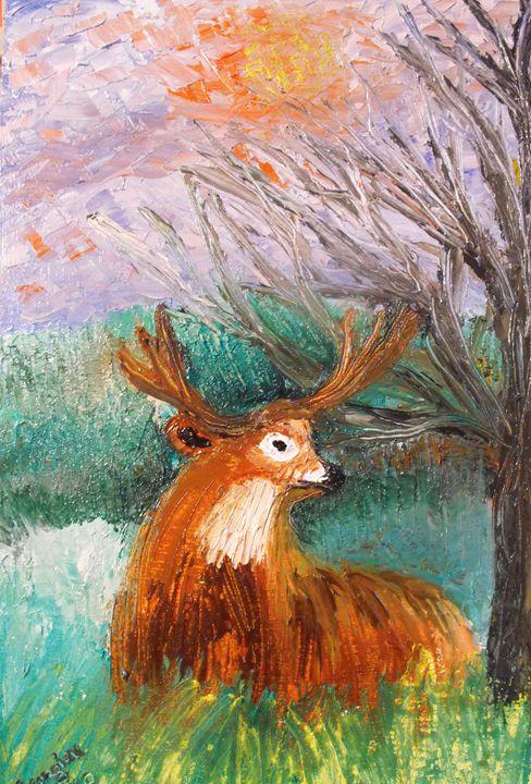 Kill the deer hunters - Geko