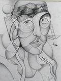 pencil drawing 11x14