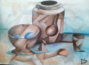 Cubism4 - D-S