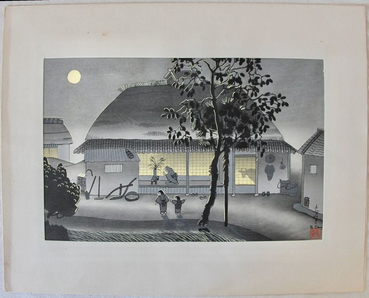 Japanese Wood Block Art Prints - New York Art Scout